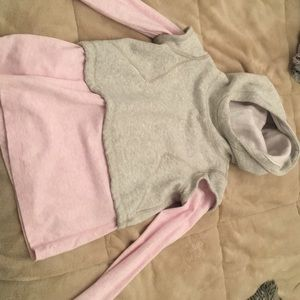 Other - Ivivva sweatshirt size 8 grey and pink